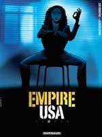 Empire USA – Saison 1, T3, bd chez Dargaud de Desberg, Juszezak, Denoulet