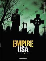 Empire USA – Saison 1, T4, bd chez Dargaud de Desberg, Yann, Reculé, Griffo, Marini, Denoulet