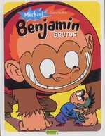 Méchant Benjamin T3 : Brutus (0), bd chez Dupuis de de Brab, Smulkowski