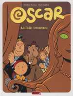 Oscar T7 : La belle amoureuse (0), bd chez Dupuis de Lapière, Durieux, Marmelade