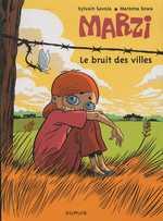 Marzi – cycle 1, T4 : Le bruit des villes (0), bd chez Dupuis de Sowa, Savoia