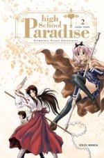 High school paradise T2, manga chez Soleil de Taro