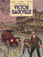 Victor Sackville T2, bd chez Le Lombard de Rivière, Borile, Carin, Leclercq