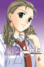 High School Girls T6, manga chez Soleil de Ohshima