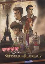 Love I.N.C. T3 : Le seigneur des blaireaux (0), manga chez Les Humanoïdes Associés de Karos, Kalon