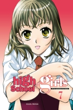 High School Girls T7, manga chez Soleil de Ohshima