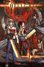 Hellgate London T1, manga chez Soleil de Arvid, Jeong