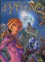 Les naufragés d'Ythaq T6 : La Révolte des Pions (0), bd chez Soleil de Arleston, Floch, Guth
