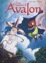 Les chemins d'Avalon T3 : Excalibur (0), bd chez Soleil de Jarry, Achile, Gonzalbo