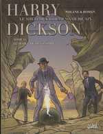 Harry Dickson T12 : Le Diable du Devonshire (0), bd chez Soleil de Nolane, Roman, Astier