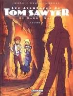Les aventures de Tom Sawyer T3, bd chez Delcourt de Morvan, Lefèbvre