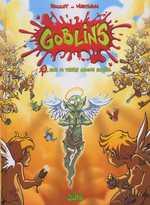 Goblins T3 : Sur Terre comme au Ciel (0), bd chez Soleil de Roulot, Martinage, Esteban
