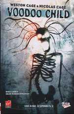 Voodoo child T2 : Théâtres d'ombres (0), comics chez Fusion Comics de Carey, Hyrapiet, Sundarakannan, Templesmith