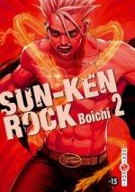 Sun-Ken Rock T2, manga chez Bamboo de Boichi