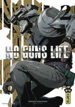 No guns life T2, manga chez Kana de Karasuma