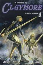 Claymore T9 : Le gouffre de l'enfer (0), manga chez Glénat de Yagi