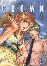 Crown T4, manga chez Asuka de Wada, Higuri