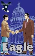 Eagle T11, manga chez Casterman de Kawaguchi