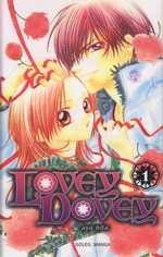 Lovey Dovey T1, manga chez Soleil de Oda
