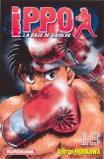 Ippo – Saison 1 - La rage de vaincre, T13, manga chez Kurokawa de Morikawa