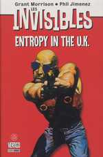 Les  invisibles T2 : Entropy in the U.K. (0), comics chez Panini Comics de Morrison, Buckingham, Yeowell, Edwards, Jimenez, Johnson, Vozzo, Phillips