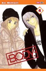 B.O.D.Y. T4, manga chez Panini Comics de Mimori