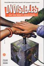 Les  invisibles T1 : Say you want a revolution (0), comics chez Panini Comics de Morrison, Yeowell, Bolland, Cramer, Thompson, Vozzo, Phillips