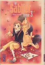 Le sablier T3, manga chez Kana de Ashihara
