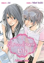 Unordinary life  T1, manga chez Asuka de Aoi, Yashiki