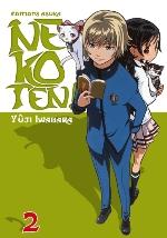 Nekoten ! T2, manga chez Asuka de Iwahara