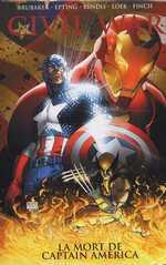 Civil War T3 : La mort de Captain America (0), comics chez Panini Comics de Loeb, Brubaker, Gage, Bendis, Romita Jr, Epting, Haun, Yu, Cassaday, McGuinness, Perkins, Finch, Maleev, Hollowell, Villarrubia, d' Armata, McCaig, Keith