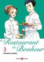 Le restaurant du bonheur T3, manga chez Bamboo de Nakanishi