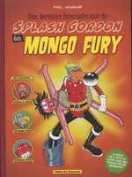 Une aventure Intersidérante de splash Gordon T1 : Mongo Fury (0), bd chez Vent des savanes de Pixel Vengeur