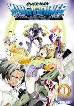 Overman King Gainer T1, manga chez Asuka de Tomino, Nakamura
