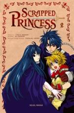 Scrapped Princess  T2, manga chez Soleil de Sakaki, Azumi, Yabuki