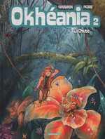 Okhéania T2 : La chute (0), bd chez Dargaud de Corbeyran, Picard, Lapeyre, Brants