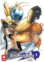 Magical Janken Pon T1, manga chez Kami de Cardona