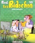 Les bidochon T19 : Internautes (0), bd chez Fluide Glacial de Binet