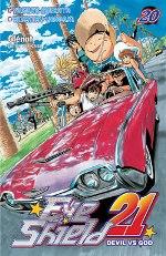 Eye Shield 21 T20 : Devil vs God (0), manga chez Glénat de Inagaki, Murata