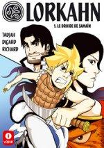 Lorkahn T1, manga chez Kami de Digard, Richard , Tadjah