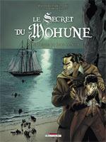 Le secret du Mohune T2 : Le Trésor de John Le Noir, bd chez Delcourt de Rodolphe, Hé, Puerta