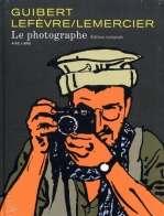 Le photographe, bd chez Dupuis de Guibert, Lefèvre, Lemercier