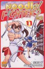 Noodle fighter T11, manga chez Taïfu comics de Morishige