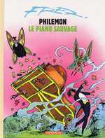 Philémon T2 : Le piano sauvage (0), bd chez Dargaud de Aristides