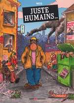 Juste humains..., bd chez Drugstore de Ness