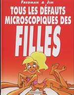Tous les défauts microscopiques des filles, bd chez Vents d'Ouest de Jim, Fredman, Lerolle
