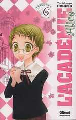 L'académie Alice T6 : , manga chez Glénat de Higuchi