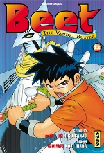 Beet The Vandel Buster T12, manga chez Kana de Sanjô, Inada