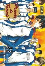 Prince du Tennis T22, manga chez Kana de Konomi