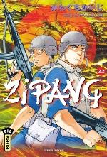 Zipang T22, manga chez Kana de Kawaguchi